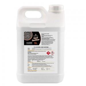 Bulk Hand Sanitiser Gel Dispenser Refill - 5 Litres