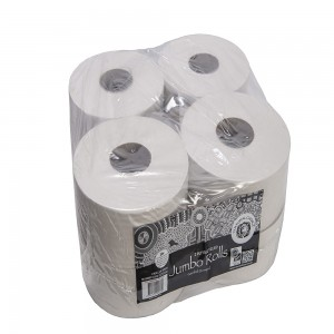 Cultural Choice Jumbo Toilet Roll 300M