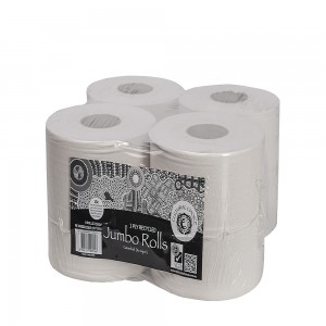 Cultural Choice Jumbo Toilet Roll 500M