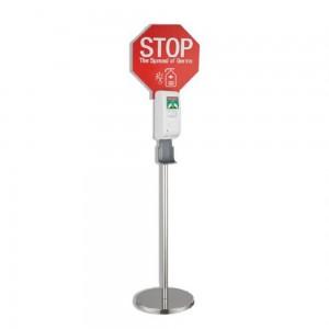 Hand Sanitiser Dispenser With Stand
